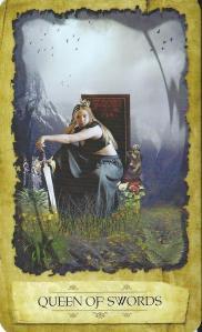 Rainha de Espadas